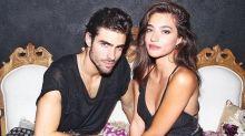 Las imágenes con las que Rocío Crusset y Juan Betancourt han hecho público su amor