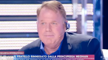 Meghan Markle's brother begs her to meet royal baby during TV interview