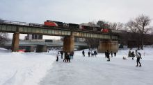 Winnipeg river trail keeps growing, could reach 10 km