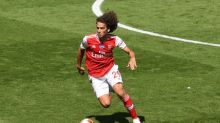 Arsenal midfielder Matteo Guendouzi on verge of Hertha Berlin loan switch