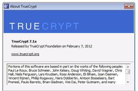 TrueCrypt development stopped amid a cloud of mystery