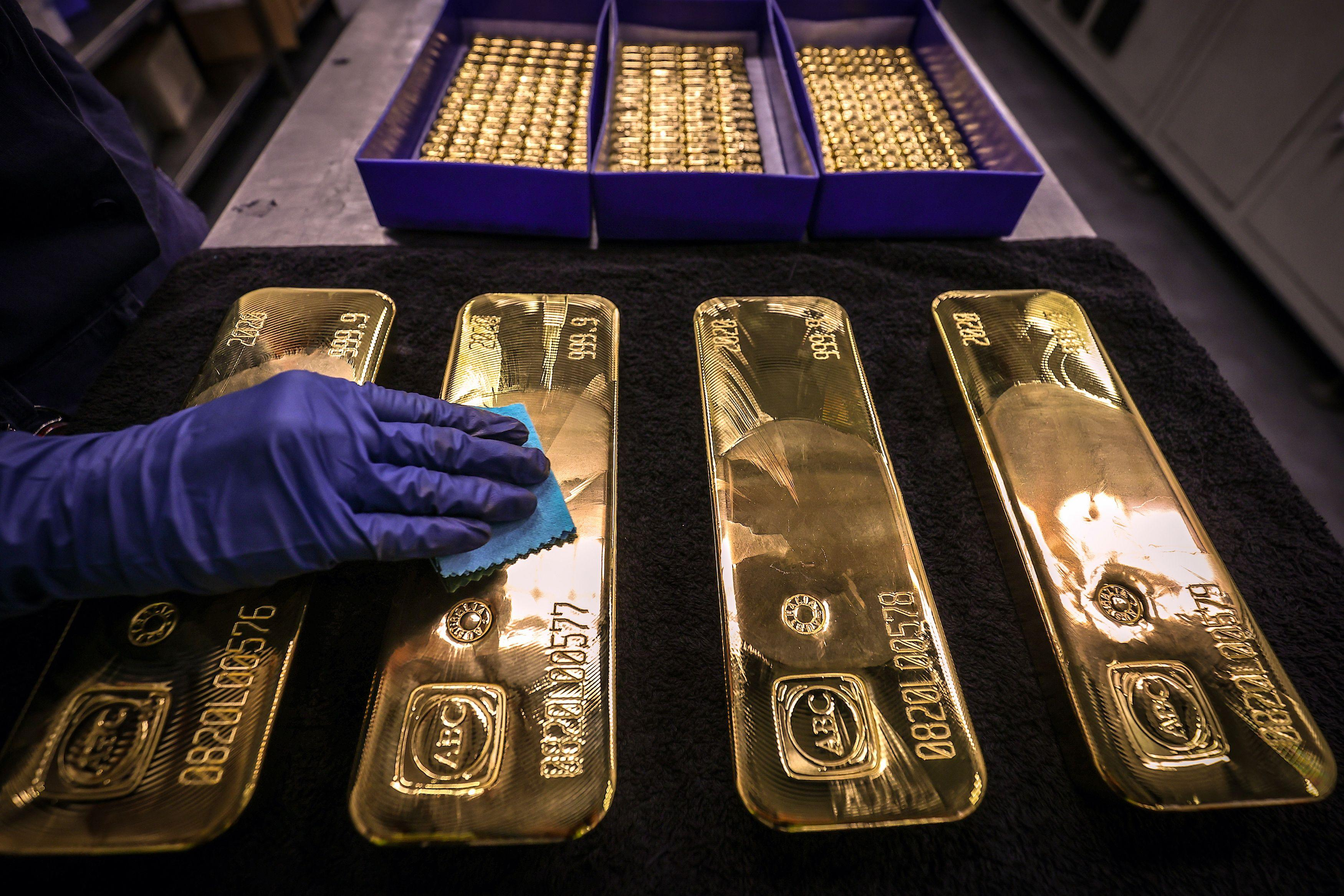 Gold is seeing 'an influx of non-gold specific investors': Great Bear Resources CEO
