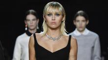 Miley Cyrus estreia como modelo na semana de moda de Nova York