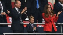 William and Kate to 'keep George out of limelight' after outfit criticism