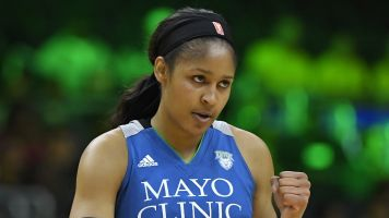 WNBA star helps free innocent man from jail