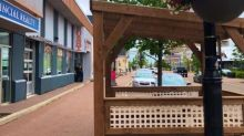 New street-side dining pods in Summerside drawing attention