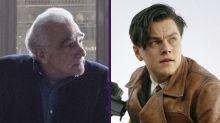 Martin Scorsese casi abandona el cine después de rodar 'El aviador'