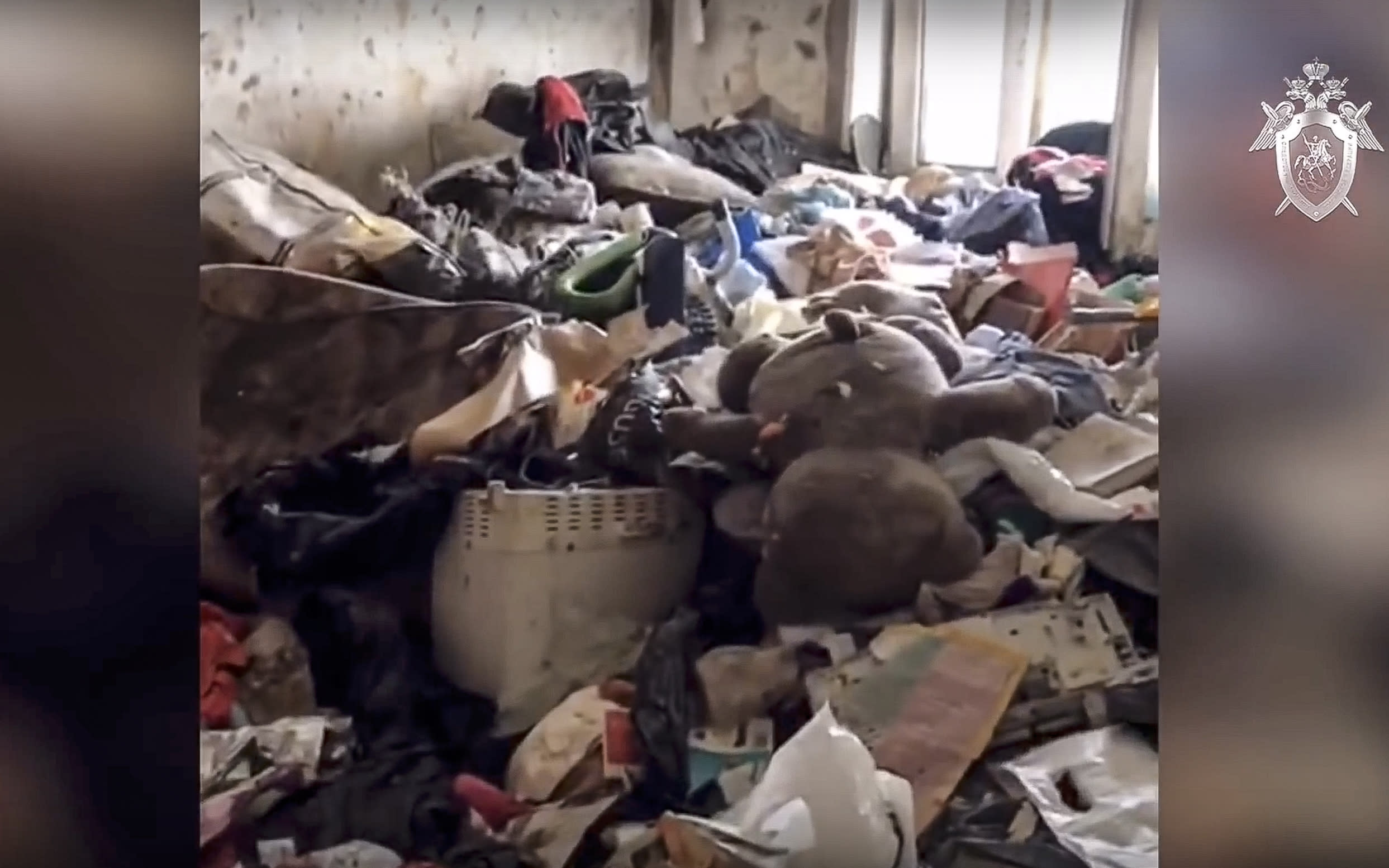 Neglected Kids Do Better With Earlier >> Mother Detained After Neglected Child Found In Moscow