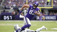 Vikings cut TE Kyle Rudolph after 10 years for cap savings