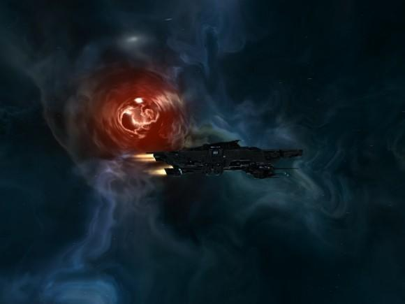 EVE Online's wormhole exploration leads to new 'rescue' profession