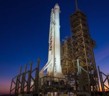 SpaceX's historic rocket launch Saturday could end in another dramatic landing