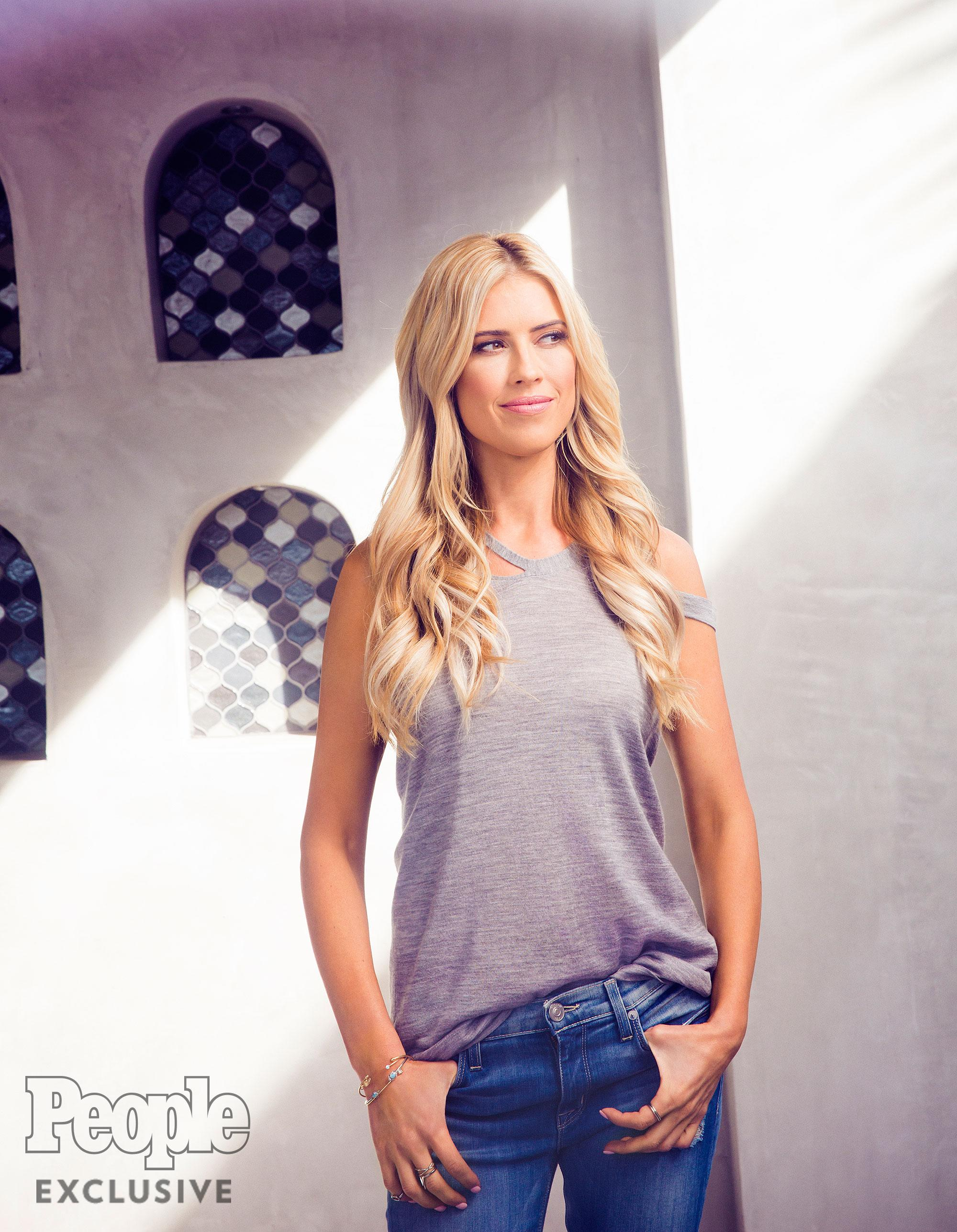 Christina El Moussa Admits Cancer, Infertility and the ... Christina El Moussa