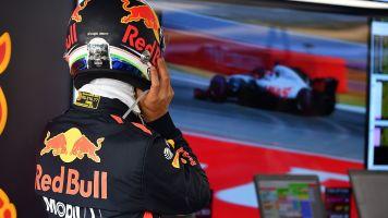 German Grand Prix practice: Ricciardo edges Hamilton in FP1