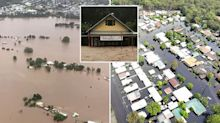 Devastating photos emerge from flood-ravaged NSW towns