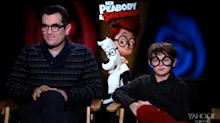 Ty Burrell's Brain Nearly Explodes from 'Mr. Peabody' Co-Star's Precociousness