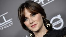 These are the go-anywhere Crocs Zooey Deschanel swears by