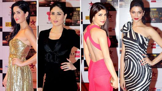 Which beauty of B-town sits on the throne of Rs 100 crore club?