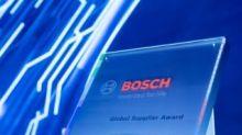 Keysight Named One of the 2021 Bosch Global Supplier Award Winners