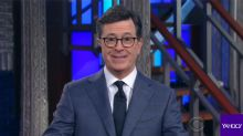 Stephen Colbert on Trump's Leak to Russia: 'I Completely Agree With Donald Trump'