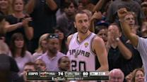 Ginobili's Night