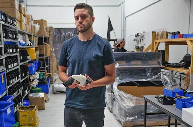 Owner of 3D-printed gun company wanted on sexual assault charge