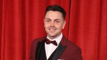 Ray Quinn says he joined family carpet fitting business during lockdown as gigs dried up