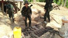 Myanmar's Karen insurgents burn another government outpost