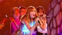 Camila Cabello cancela su próximo concierto con Taylor Swift tras ser hospitalizada