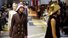 Prada relegates fashion in favour of clothes