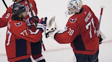 Braden Holtby is the Capitals' round robin MVP and T.J. Oshie redeems himself