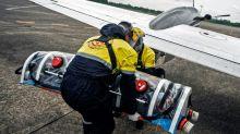 De turistas a enfermos de covid-19, el avión que salva vidas en Perú