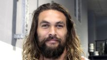 Jason Momoa Earns 'Cool Dad' Points for Taking Kids to Meet Red Hot Chili Peppers, but Controversy Surrounds 1 of the Photos