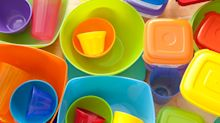 Mum warns old Tupperware could contain 'dangerous' lead and arsenic