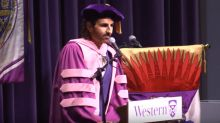 Western University apologizes after convocation speaker makes controversial comments