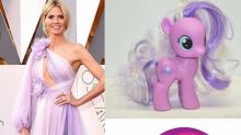 This was the 'real' inspiration for the Oscars red carpet dresses -- according to the internet