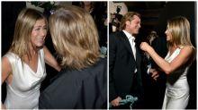 Fans rejoice as Jennifer Aniston and Brad Pitt reunite at the SAG Awards