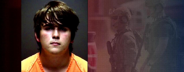 """Alleged Santa Fe gunman repeated """"another one bites the dust"""" amid carnage, according to survivor. (KGO)"""
