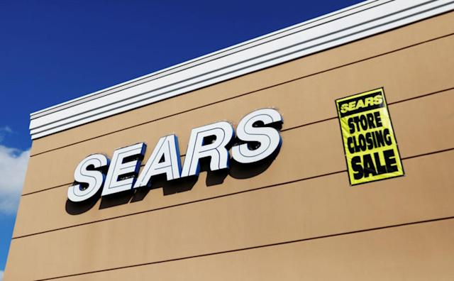 Sears hopes to sell its home improvement business to Service.com