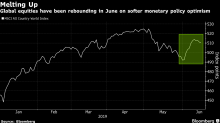 Credit Suisse Sees Melt-Up Risk Two Weeks After Cutting Stocks