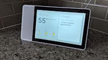Review: Lenovo's Google Smart Display is pretty and intelligent