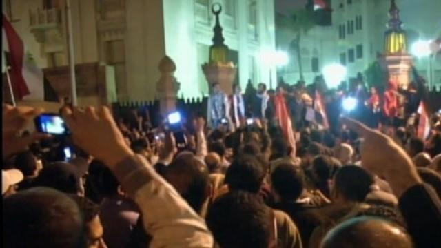 Egyptian President Faces Protests Over Draft Constitution