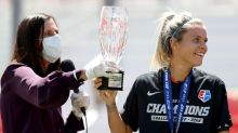 Lisa Baird faces challenges head-on as NWSL commissioner