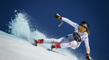 Goggia gets off mark in Crans-Montana downhill