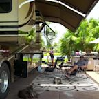 RV life booms during the pandemic