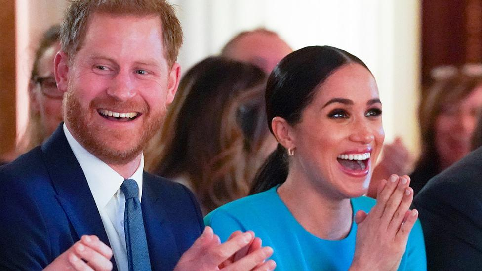 Meghan Markle and Prince Harry announce plans to launch new foundation — which they say inspired son Archie's name
