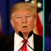 Donald Trump Slams Rosie O'Donnell During First Presidential Debate, Stars Show Her Love and Support