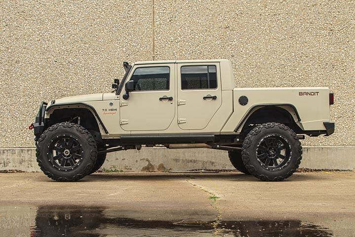 Captivating Jeep Wrangler Bandit 1a