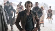 'Solo: A Star Wars Story' soundtrack disqualified from Oscars for very weird reason