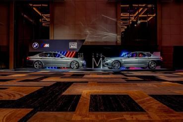 BMW小改M砲家族五系「變眼」M5、M550i 在台上市!