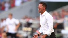 Simeone says Atletico can use transfer ban as motivation